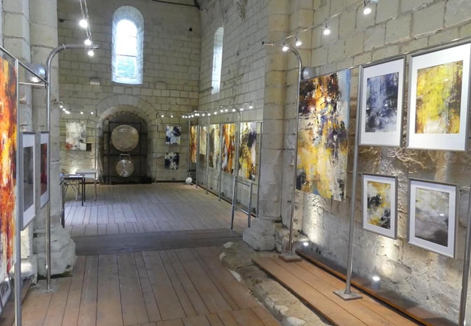 Habillage Sonore exposition Sandrine ALÉHAUX - 09-08-2019